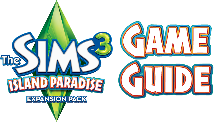 island paradise guide text