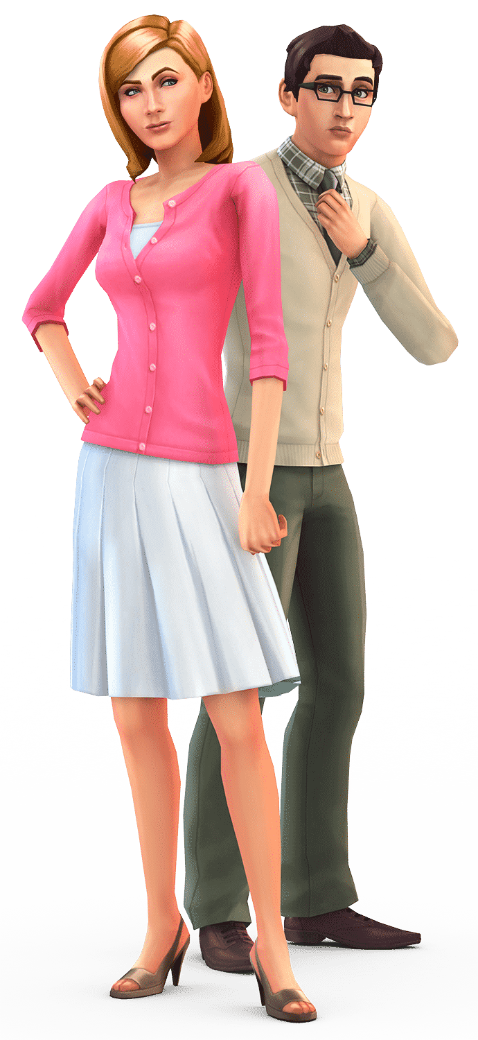 The Sims 4 8 Transparent Hq Renders