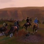 TS3Pets_HorsesRidingintoSunset