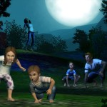 TS3_Supernatural_Werewolf_Family