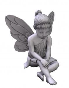 sculpturestonefairy