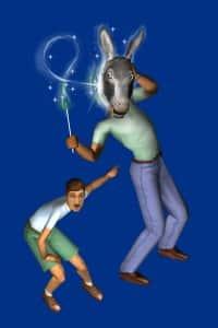 the_sims_makin__magic_donkey_backfire