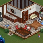thesims_doubledeluxe_hunting_lodge