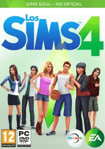 Caratula Sims 4 Sims Soul