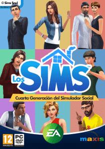 Los Sims 4 Portada Ins Sims 1