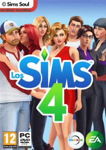Los Sims 4 Portada Ins Sims 2