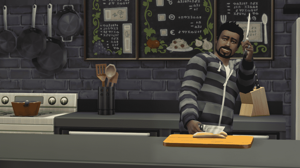 Ravi happy cooking