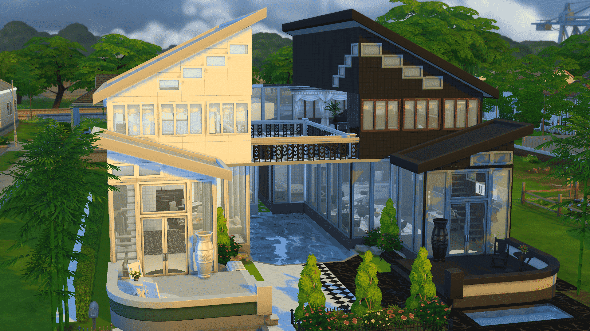 11 28 14 9 37 PM - 38+ Modern Small Sims 4 House Plans Pictures