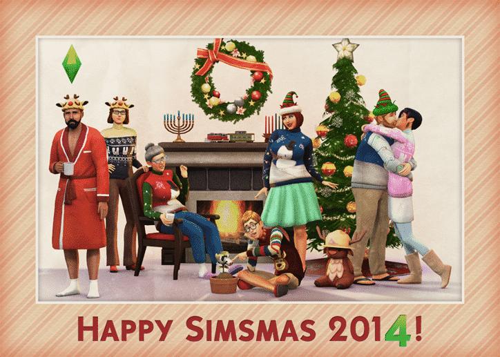 SimsmasPic
