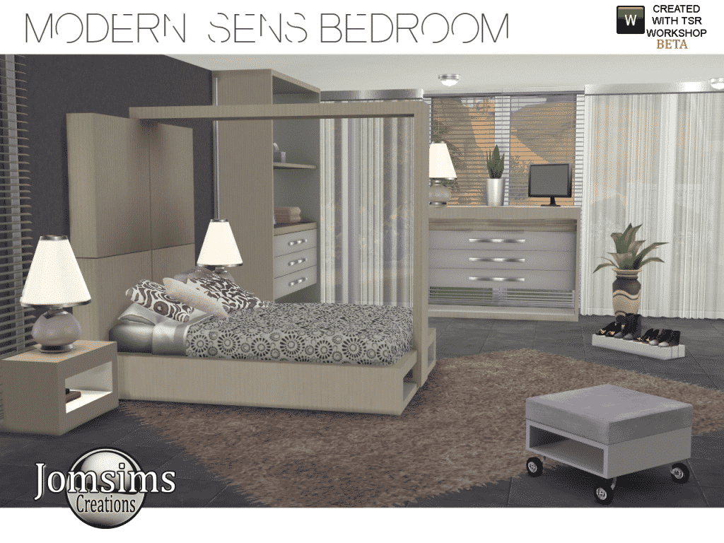 Click here for more information on how to install custom content tagsbedroom custom content the sims 4