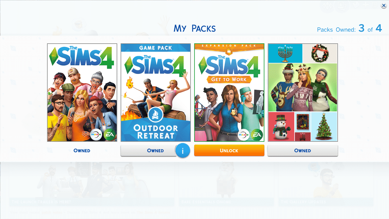 Sims 4 expansions free codes