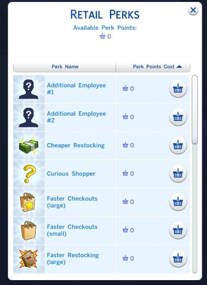 The Sims 4 Get to Work Mod: Free Retail Perks
