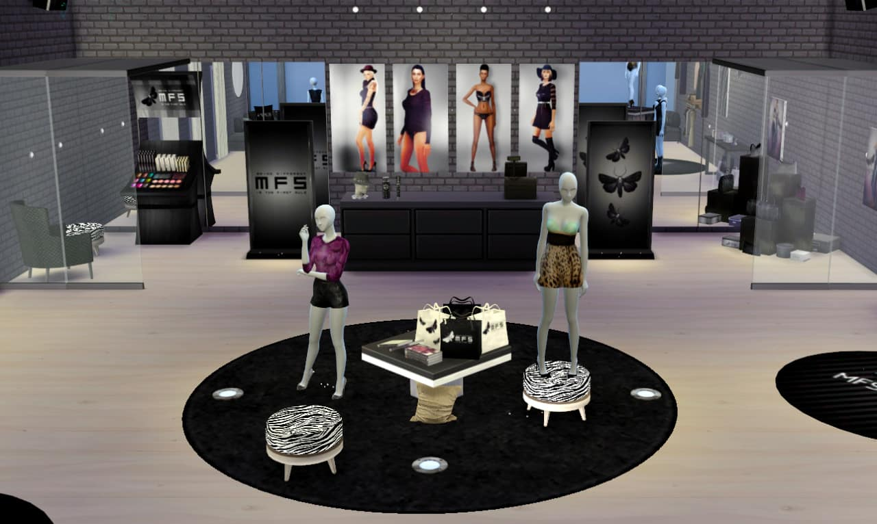 The Sims 4 Get To Work Cc Mfs Store