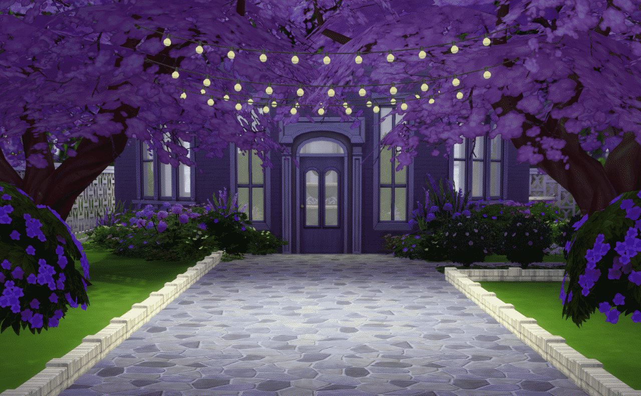 The Sims 4 Custom Content Strings Of Inspiration Set