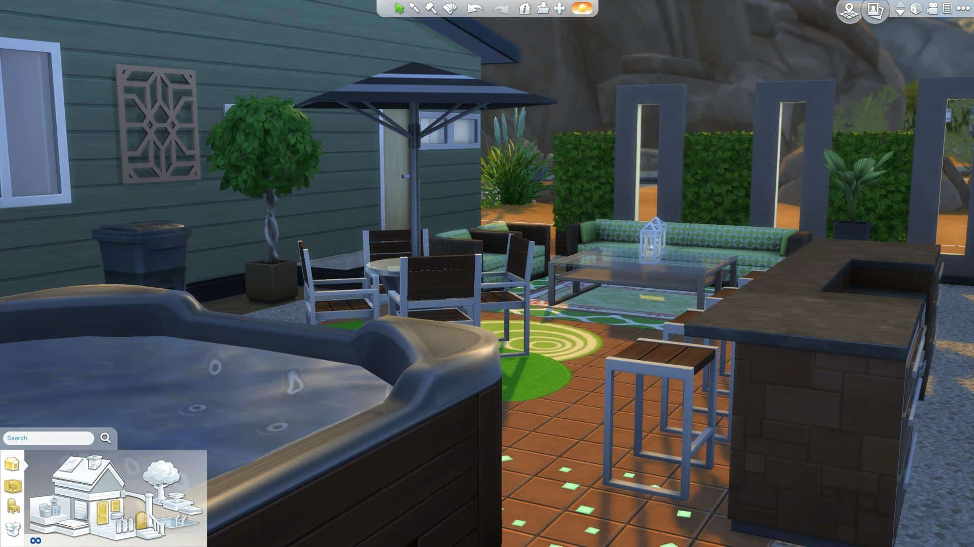 The Sims 4 Design Guide: Patio Decor - photo#23