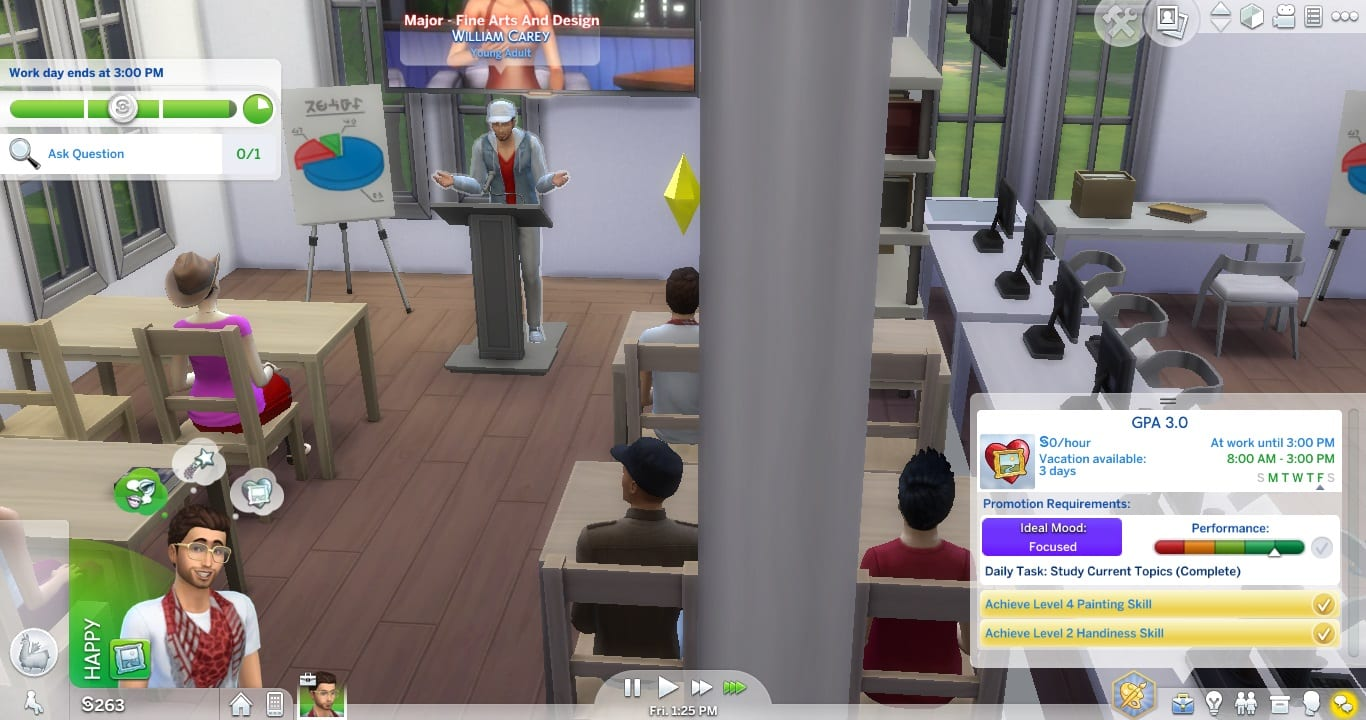 The Sims 4: University Mod Now Available