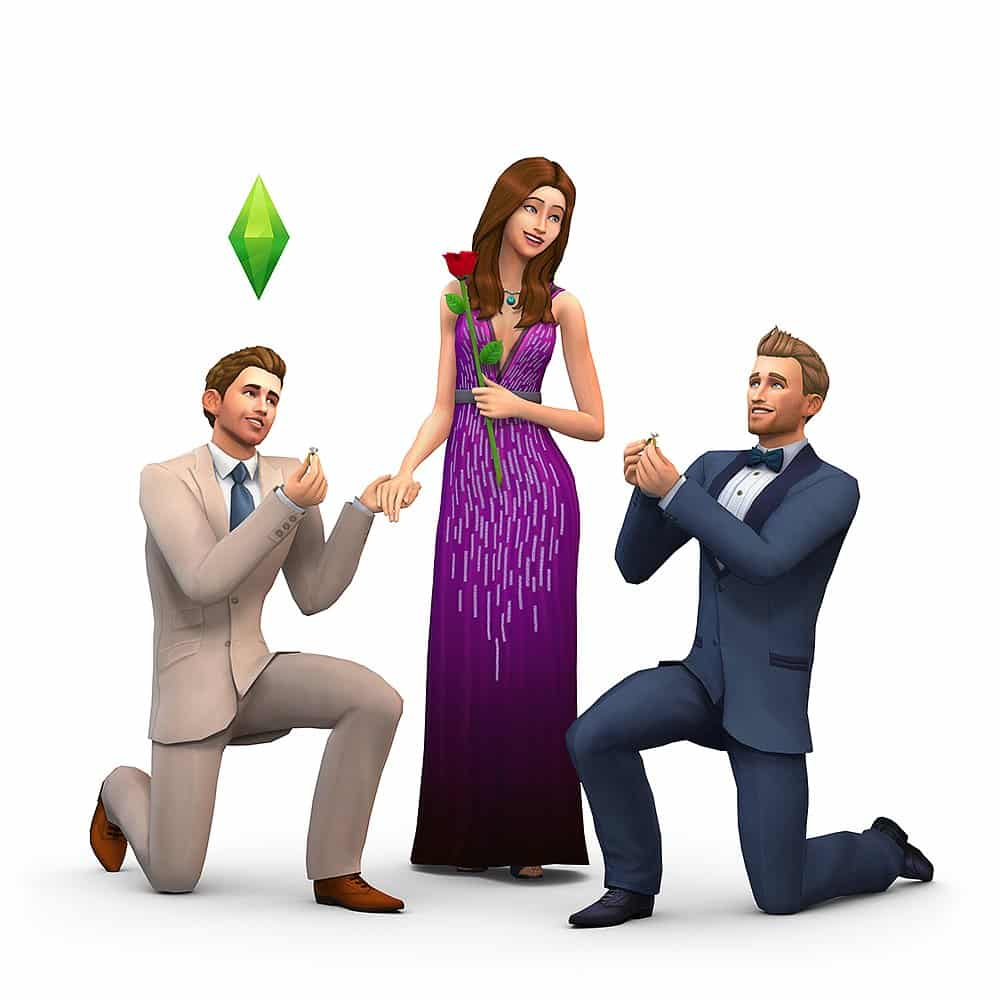 Sims 4 Cool Kitchen Stuff: The Sims 4: The Bachelorette Render