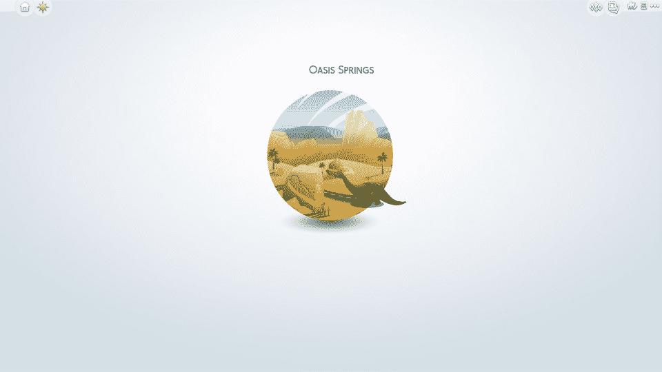 Oasis Springs Destination