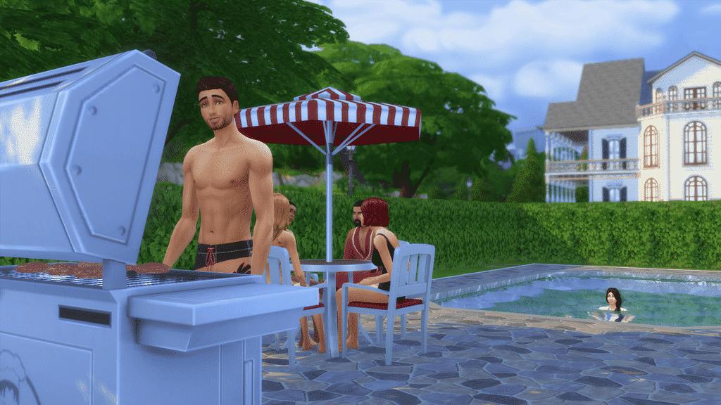 Sim Summer 1 @grzesssiuuu