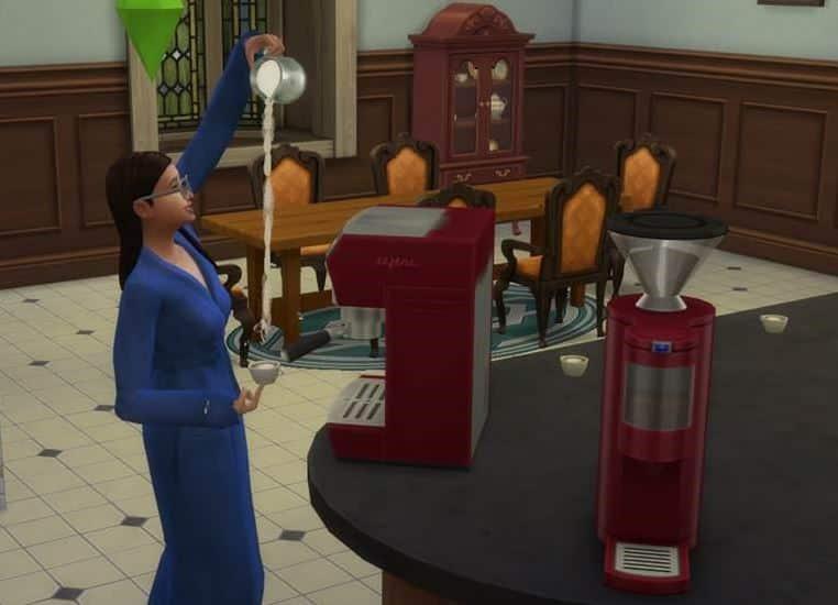 Sims 4 Get Together Screenshot