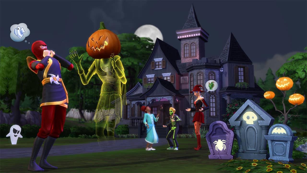 Spooky Stuff 2