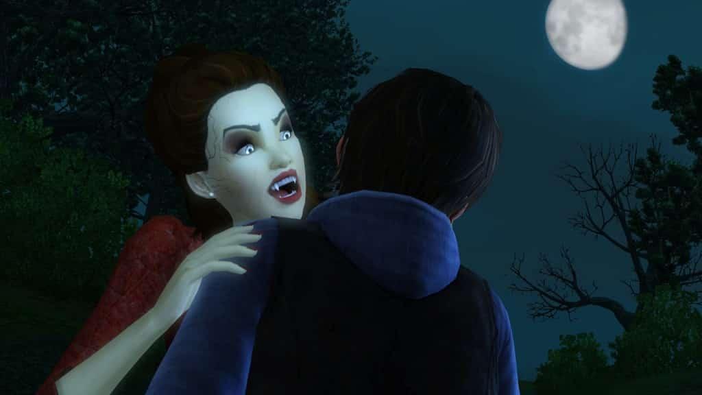 Vampire - Supernatural