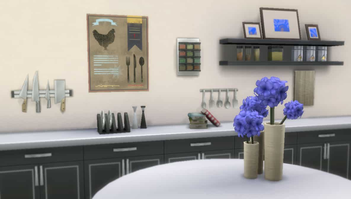 The Sims 4 Cool Kitchen Review