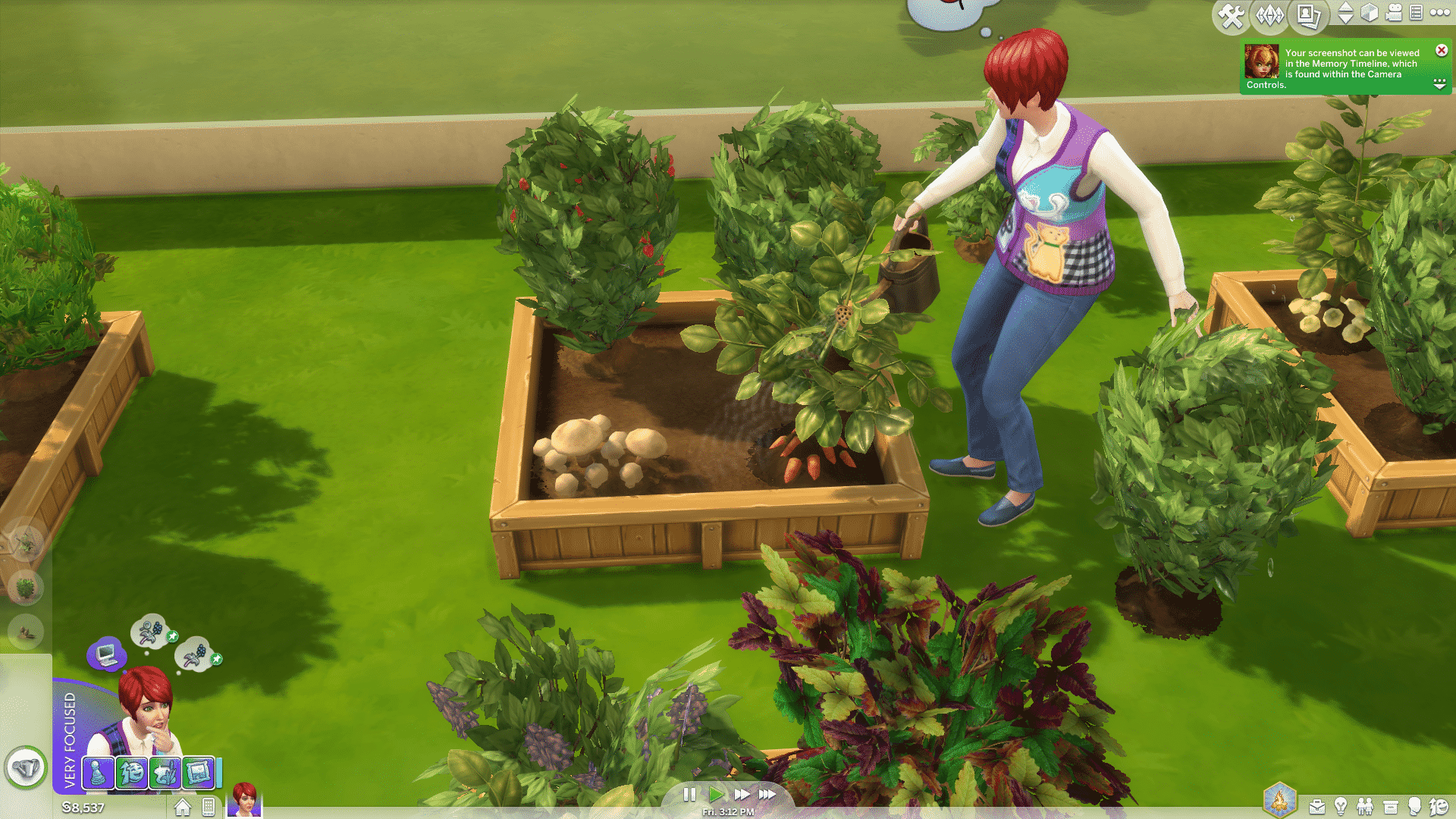 The Sims 4 Gardening Skill Guide