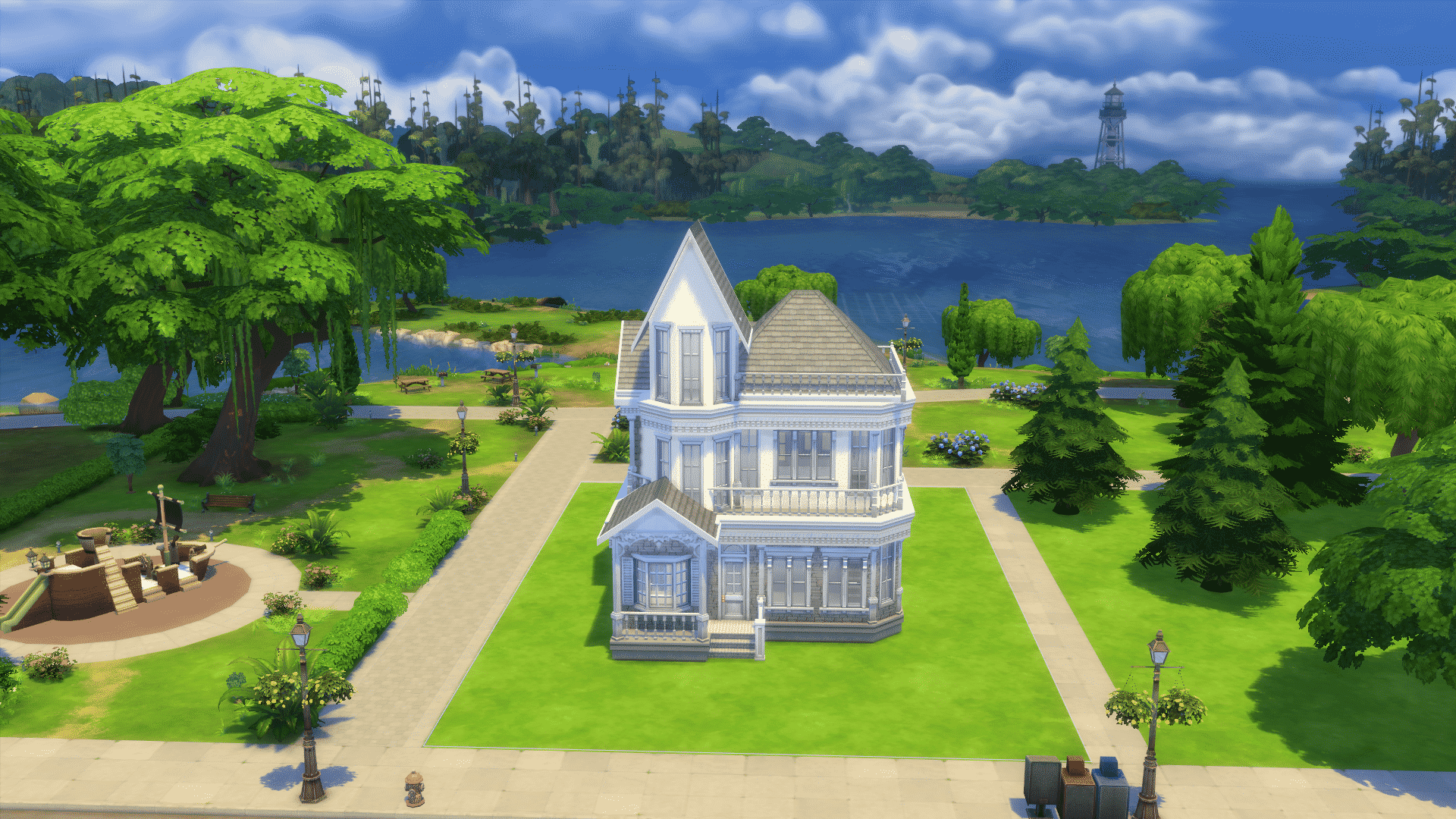 The Sims 4 Build Tutorial Victorian House With Interior
