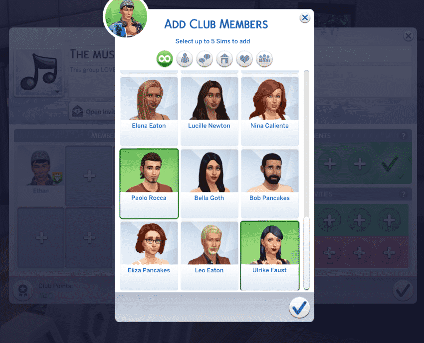 clubmembers