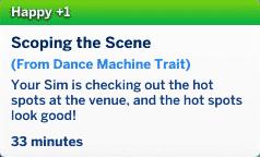 dancemachine
