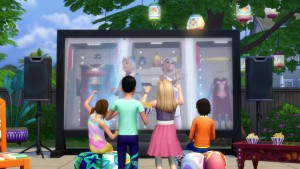The Sims 4 Movie Hangout Stuff_ Official Trailer 025