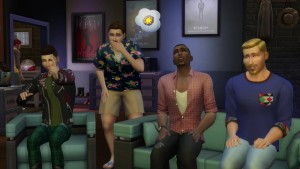 The Sims 4 Movie Hangout Stuff_ Official Trailer 037