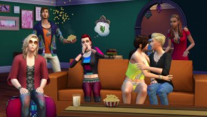 The Sims 4 Movie Hangout Stuff_ Official Trailer 042