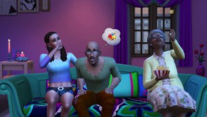 The Sims 4 Movie Hangout Stuff_ Official Trailer 048
