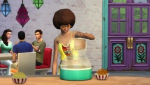 The Sims 4 Movie Hangout Stuff_ Official Trailer 060