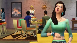 The Sims 4 Movie Hangout Stuff_ Official Trailer 071