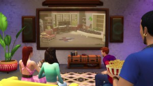 The Sims 4 Movie Hangout Stuff_ Official Trailer 077