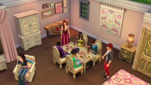 The Sims 4 Movie Hangout Stuff_ Official Trailer 085