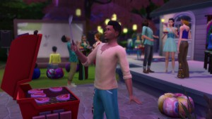 The Sims 4 Movie Hangout Stuff_ Official Trailer 101