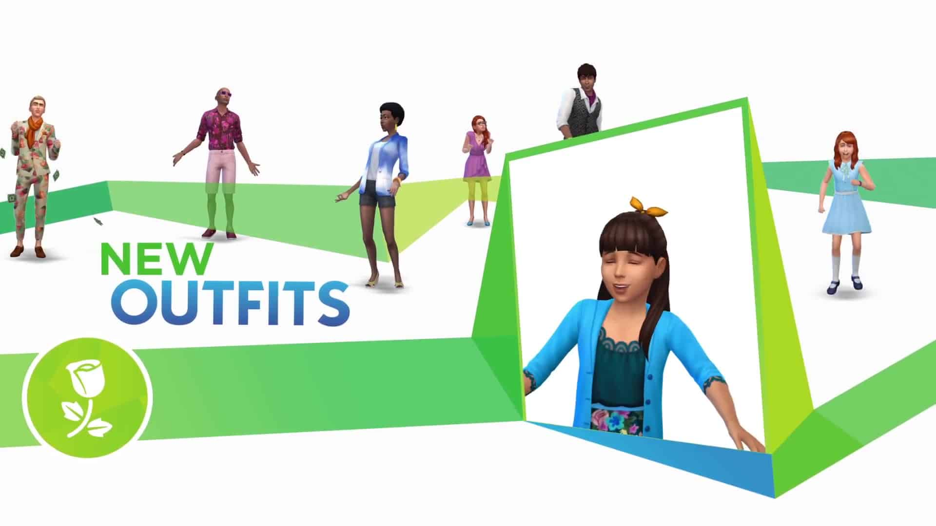 The Sims 4 Romantic Garden Stuff_ Official Trailer 131 - Sims Community