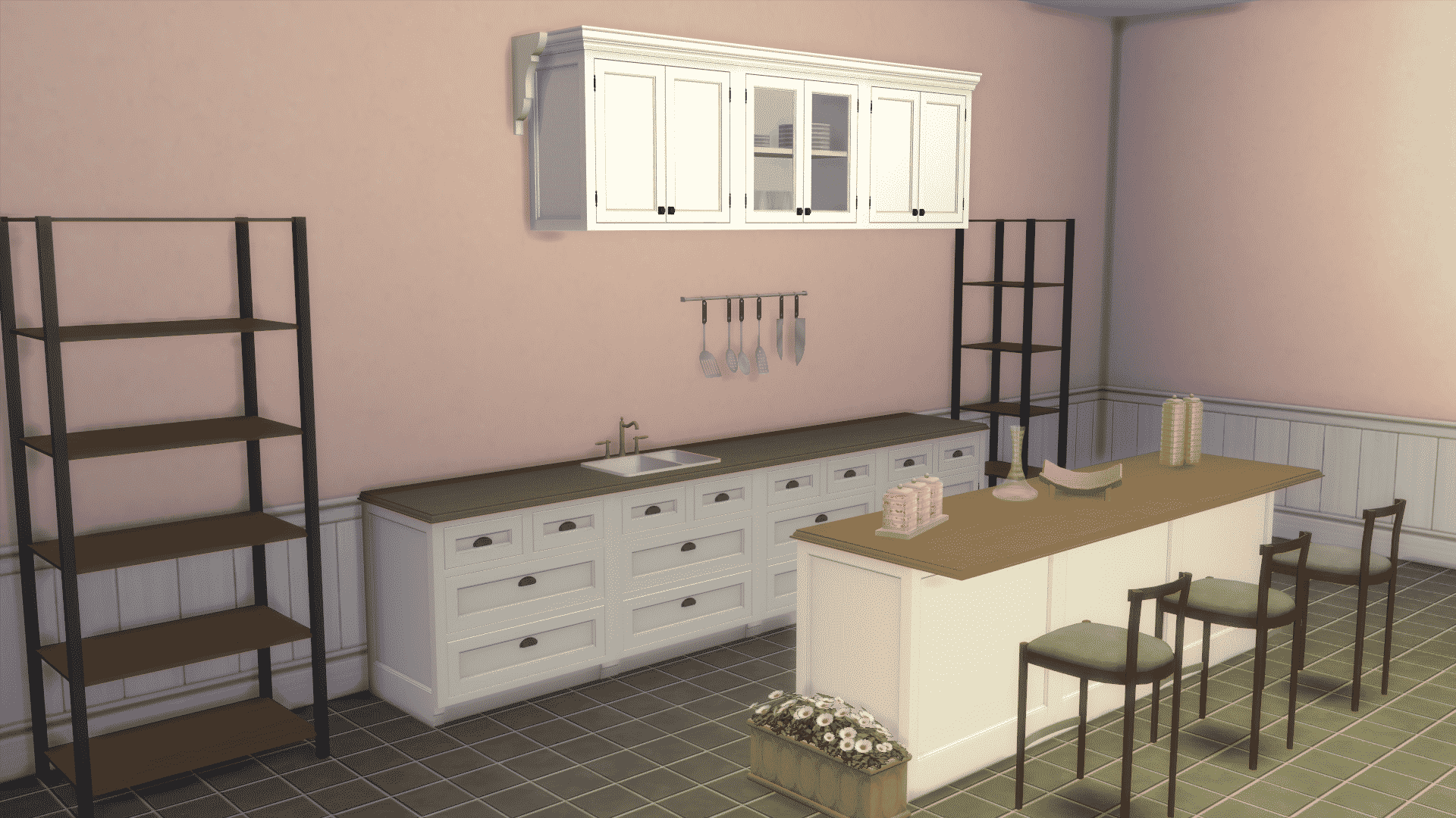 Sims Kitchen The Sims 4 Custom Content Spotlight Kitchen Sets Sims Community