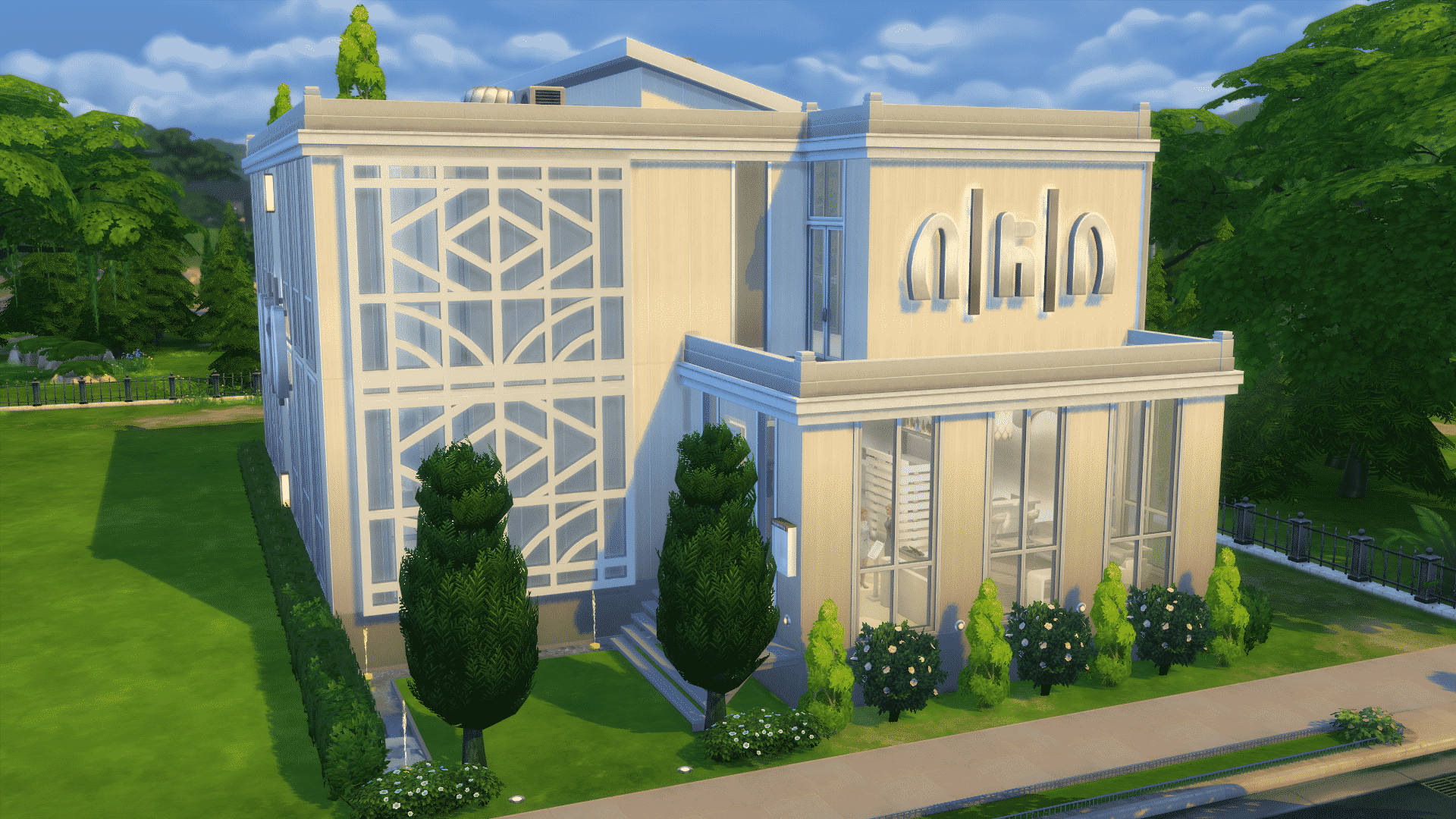 The Sims 4 Dine Out: Venues Interactive Overview