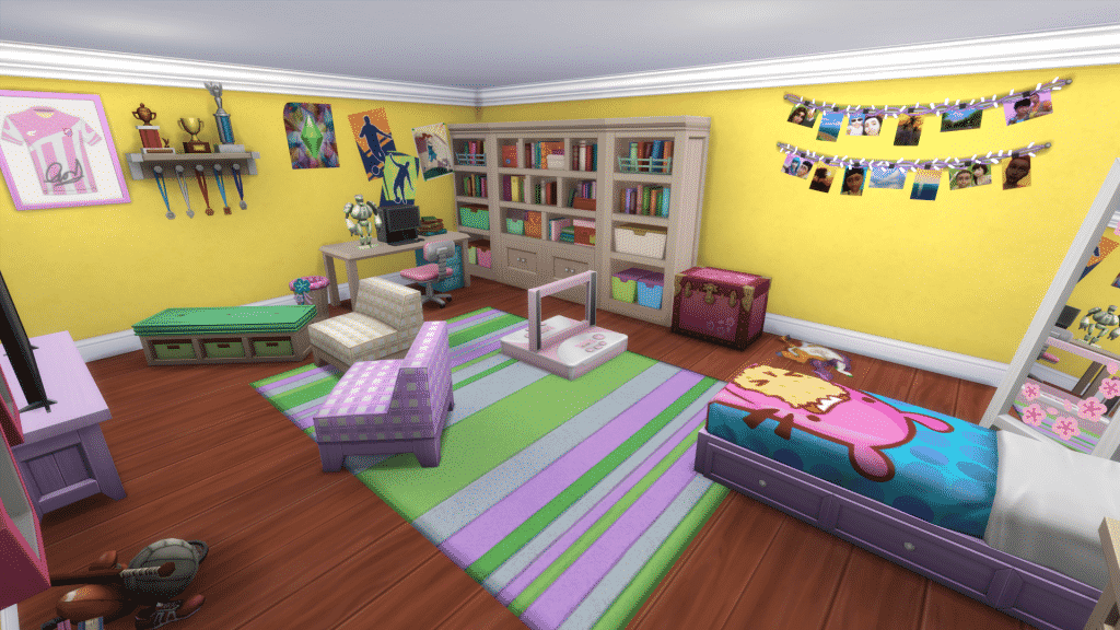 the sims 4 kids room stuff review. Black Bedroom Furniture Sets. Home Design Ideas