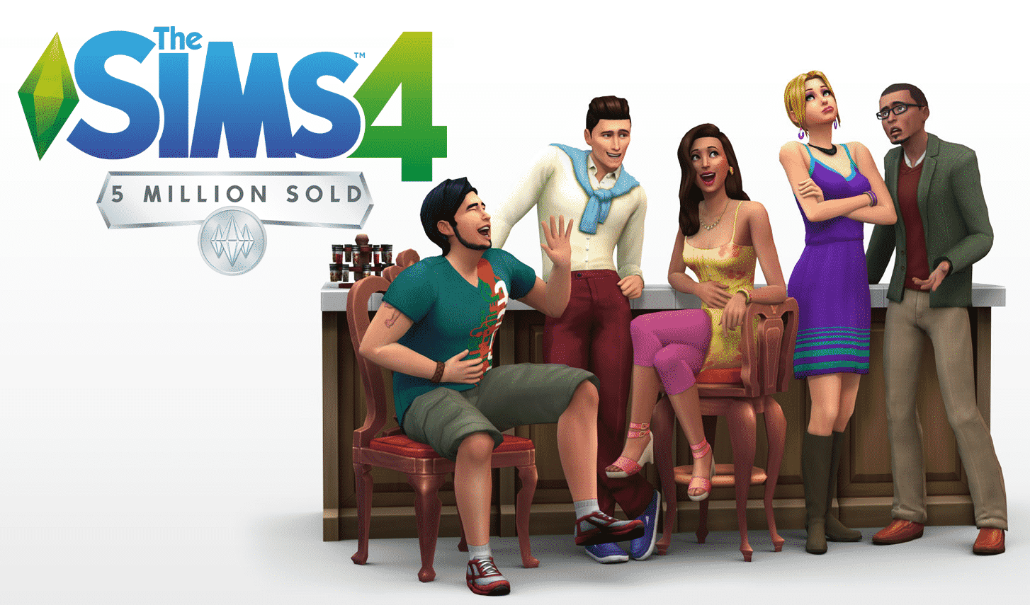 the sims 4 sold over 5 million copies. Black Bedroom Furniture Sets. Home Design Ideas