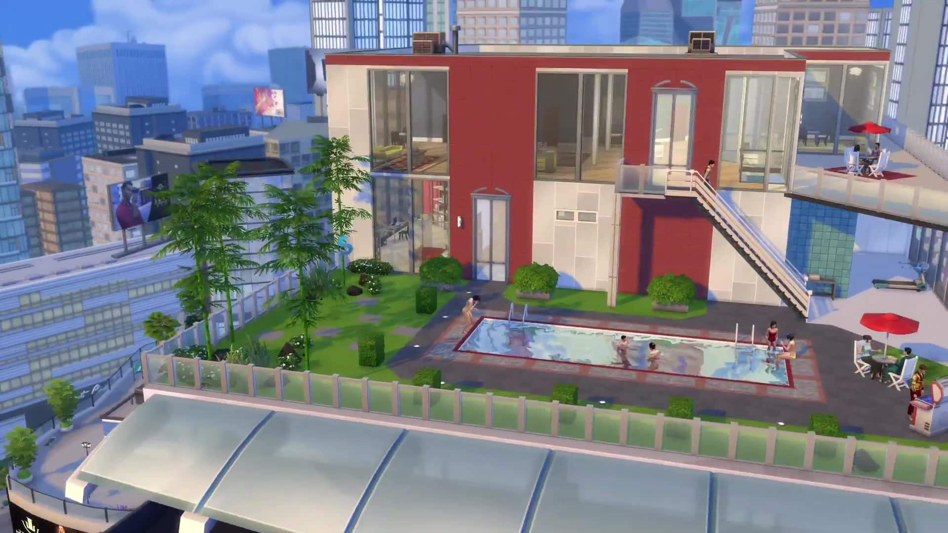 The Sims 4 City Living 114 Screens From The Trailer