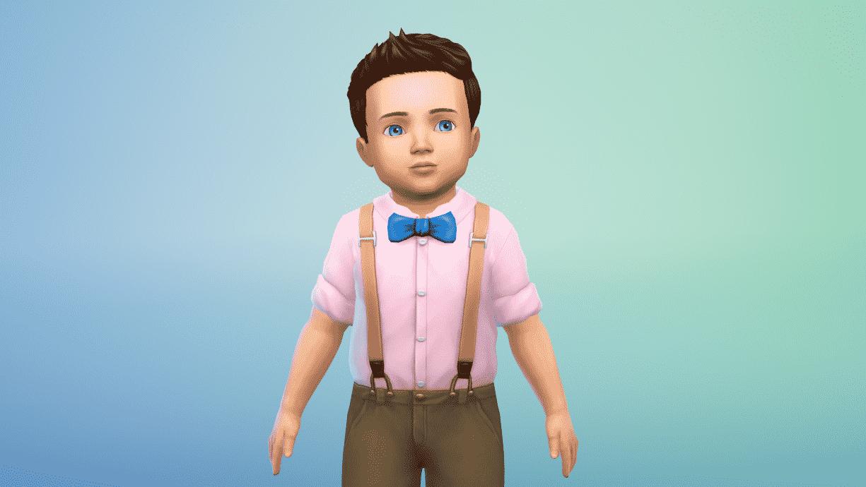 The Sims 4 CC Showcase: Toddler Clothing