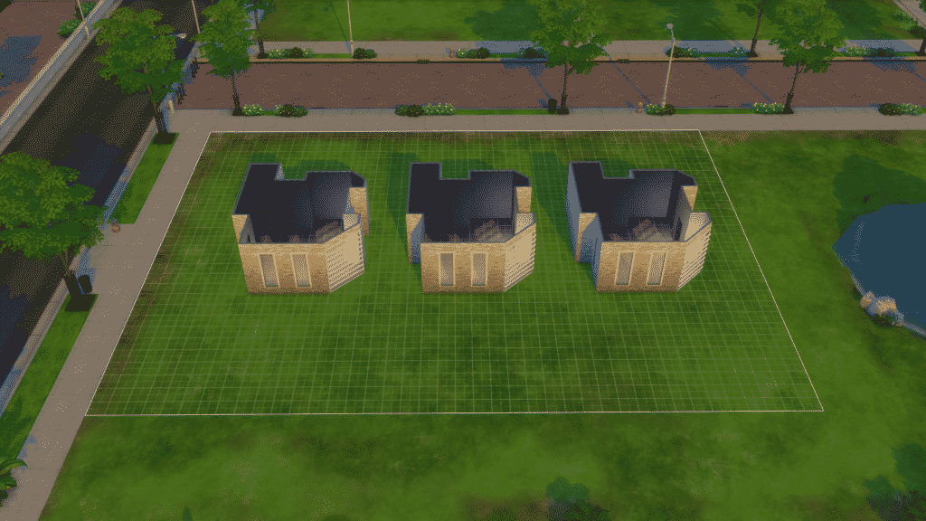 sims 4 building, building tutorial, building techniques, sims 4 build tutorial
