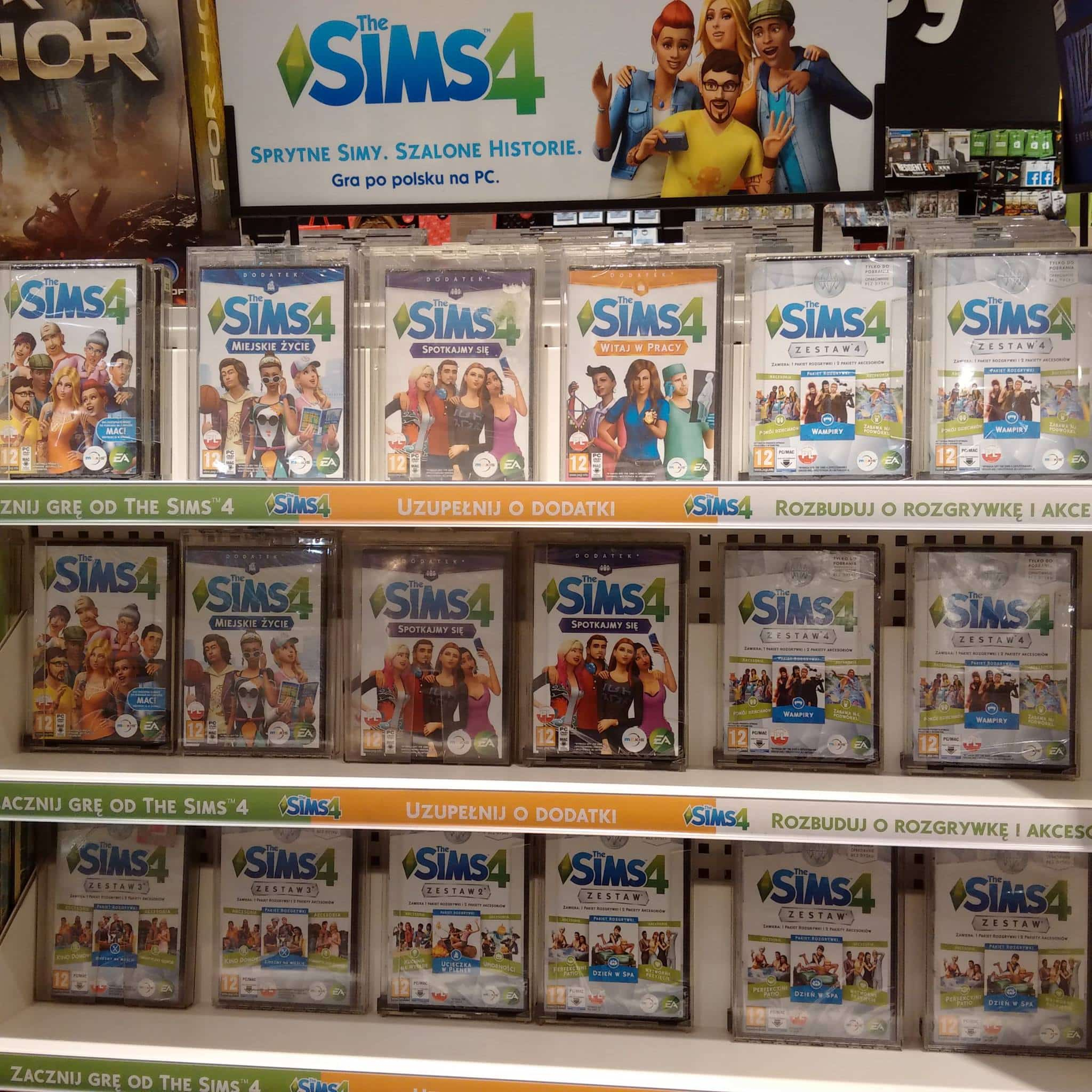 The Sims 4 Bundle Pack 4 Now Available in Retail Stores Worldwide
