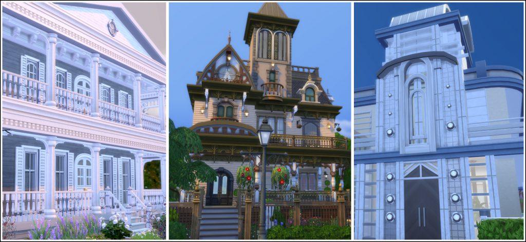 Sims 4 Historical Lots